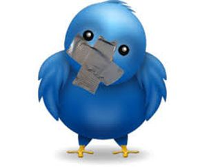 twitter censuur